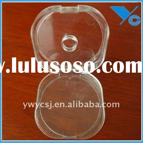 round shape Plastic clear box ,plastic container