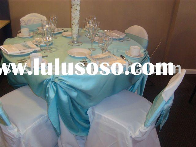 satin tablecloth satin chair sashes polyester chair covers