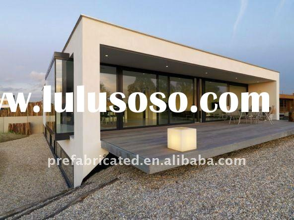self-contained home in container house for home living