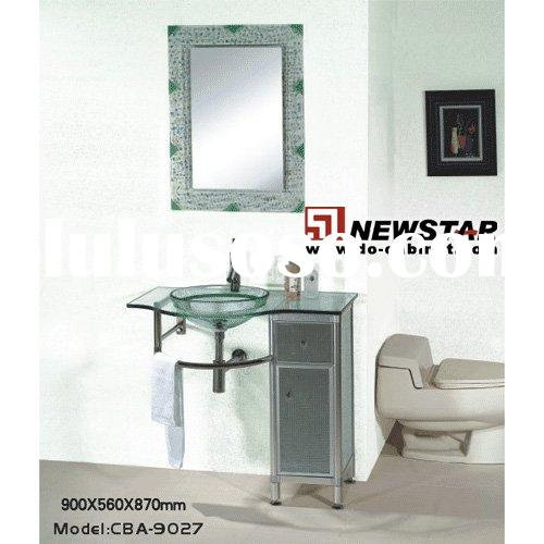 sell vanities bathroom , modern vanities, glass vessel bathroom sink, vanity cabinet