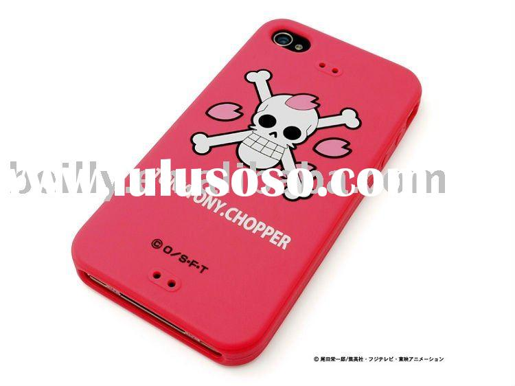 silicone cool cell phone covers for i phone 4