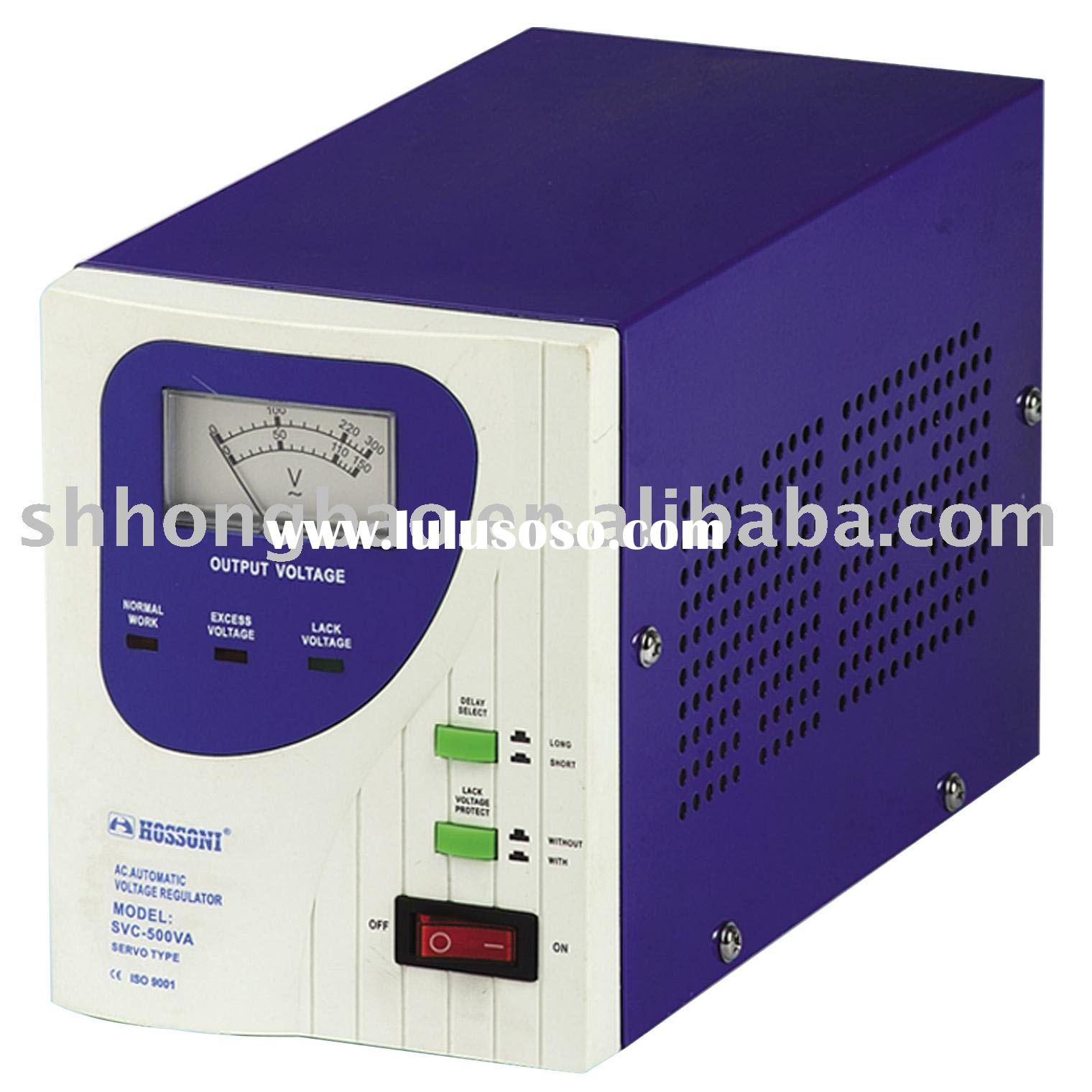 stabilizer ac automatic voltage regulator