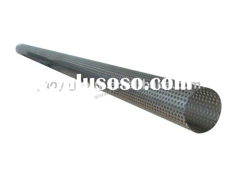 stainless steel exhaust pipe/tube