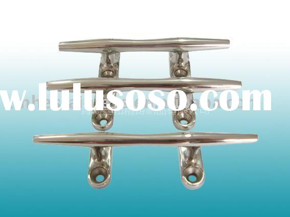 stainless steel marine hardware boat parts deck cleat