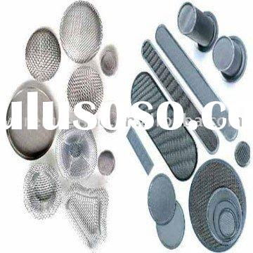 stainless steel wire mesh filter(factory)