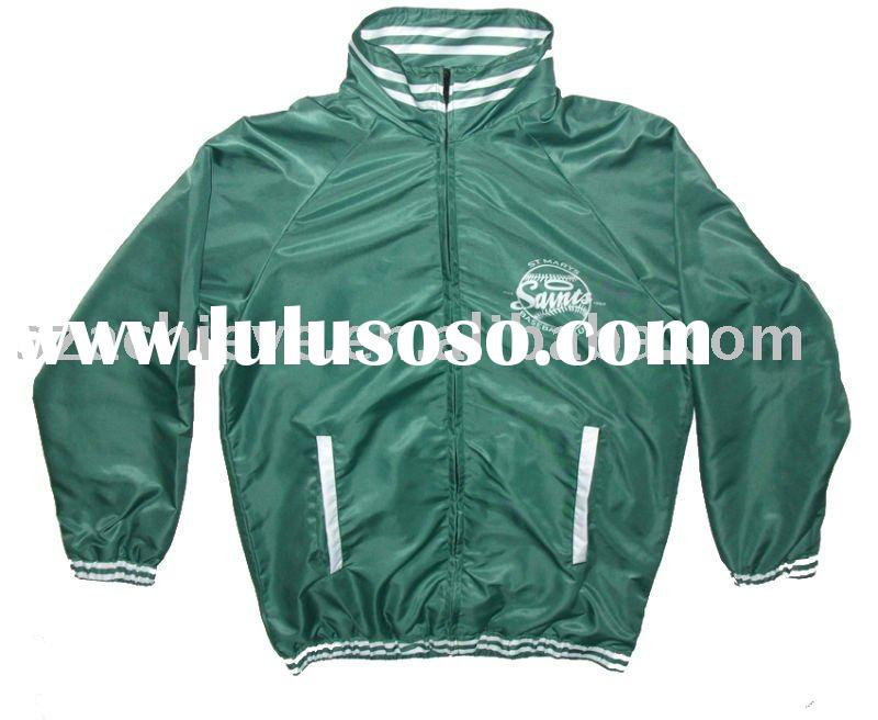 sublimated custom jackets