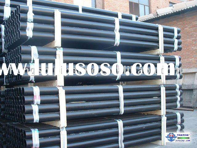 supply hot cast iron pipe with best price