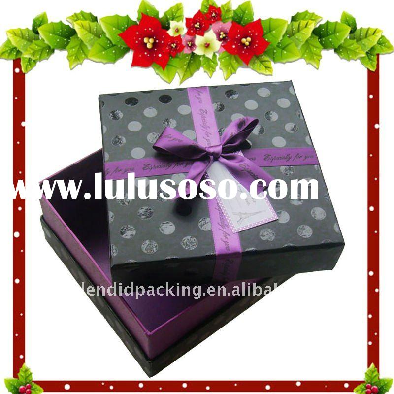 sweety gift packaging paper box