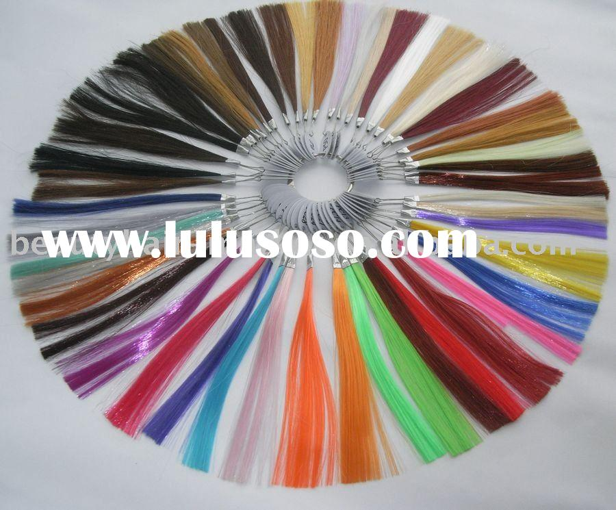 synthetic hair color ring