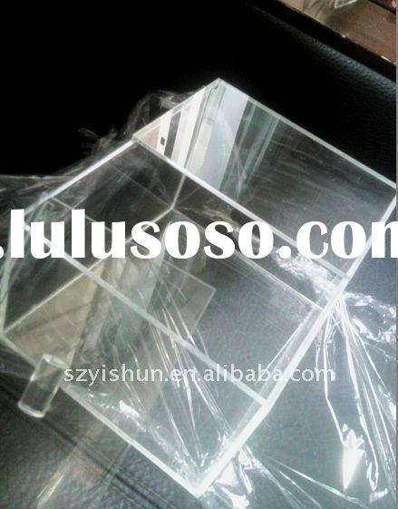 transparent acrylic case