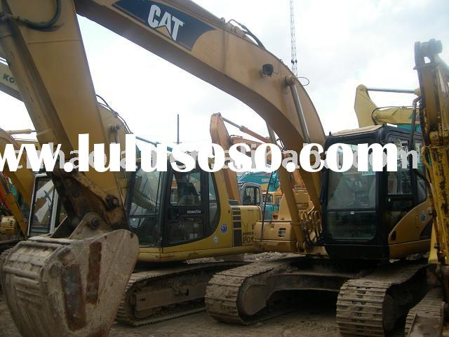used excavator caterpillar 320C for sell (excavator hydraulic excavator heavy equipment)