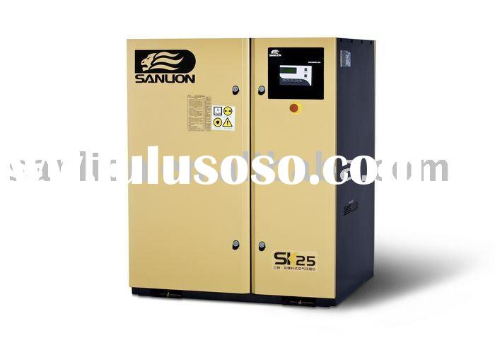 variable speed driven air compressor (18.5KW)