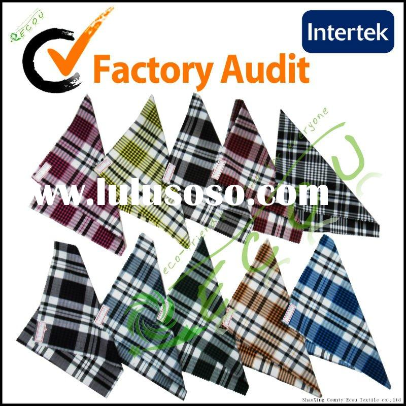 various checked yarn dyed fabric(shirt)