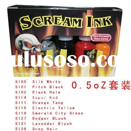 wholesale high quality cheap tattoo ink