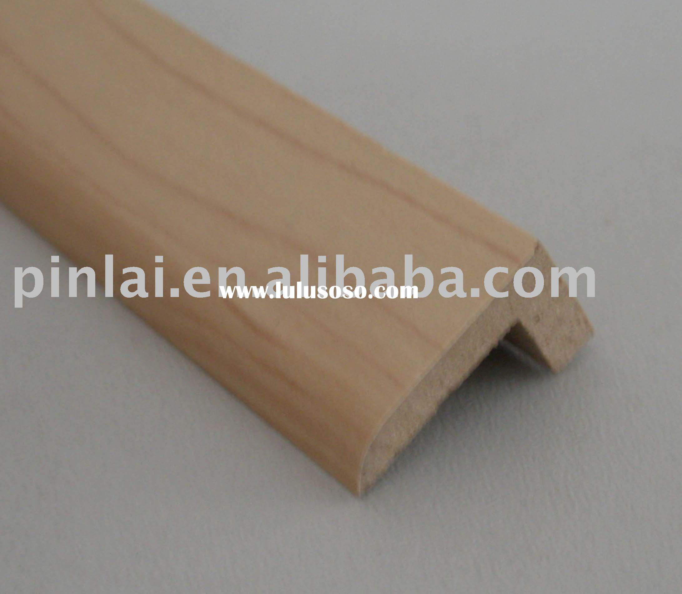 "wood moulding - ""7"" type end-cap"