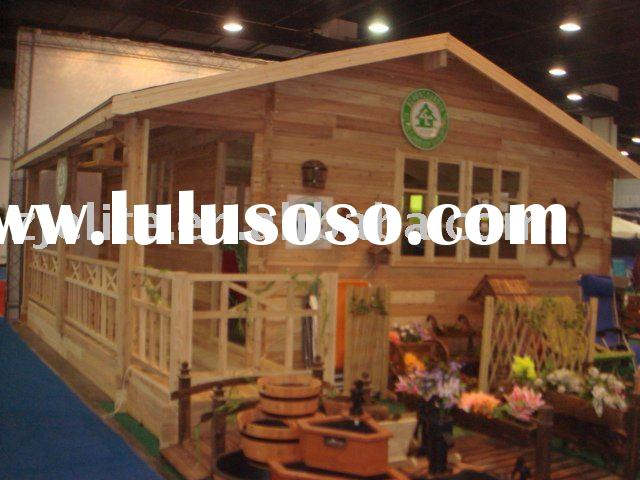 wooden house, log house,garden house, living house, prefab house
