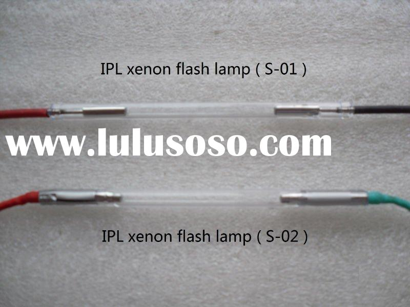 xenon flash lamp for ipl removal