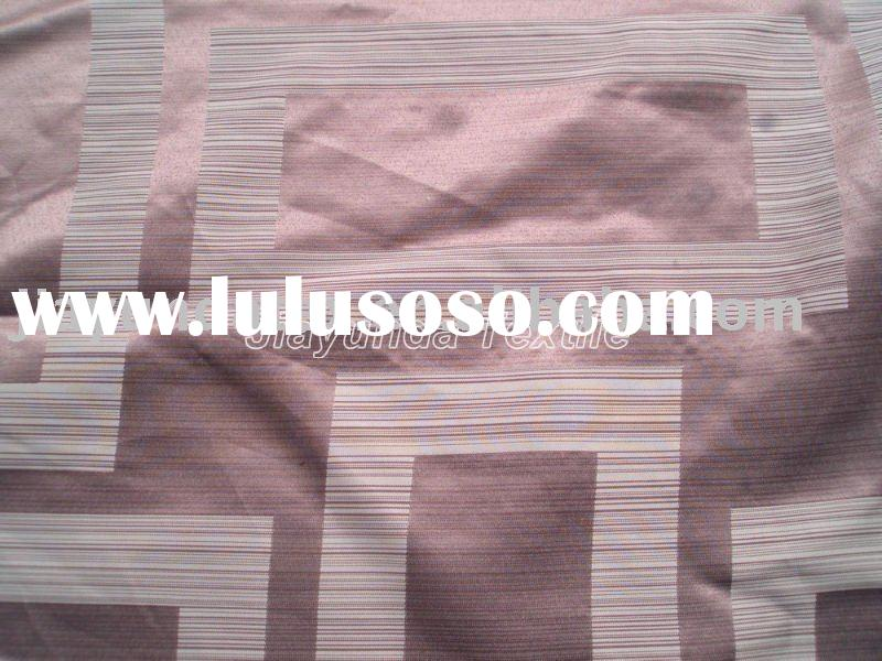 yarn dyed jacquard fabric