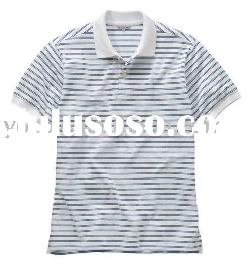 yarn dyed striped t shirts for men