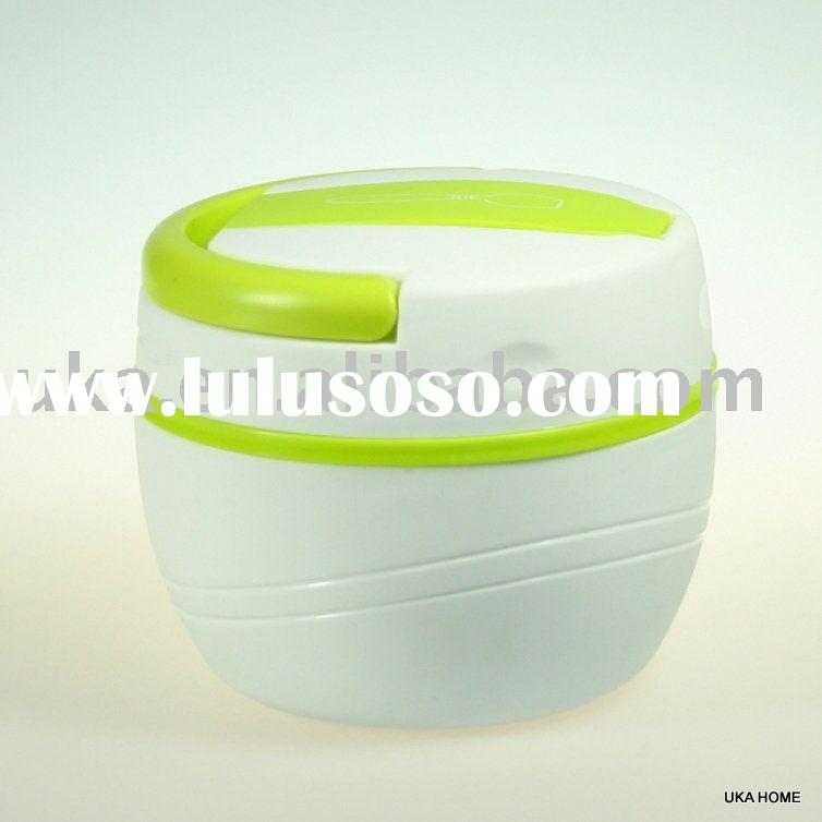 0.5L Plastic thermos lunch box