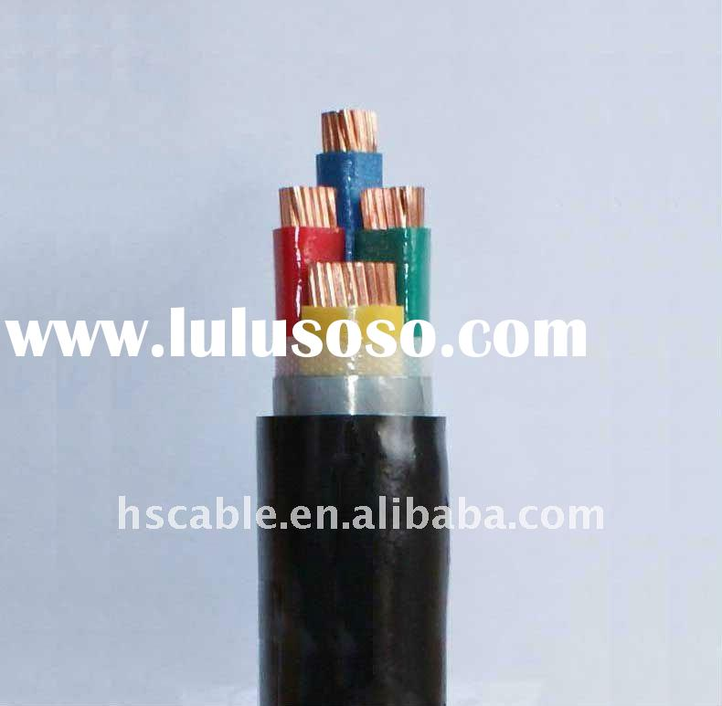 0.6/1KV PVC Insulated LV Power Cable