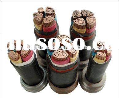0.6/1KV PVC insulated power cable