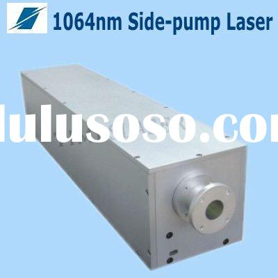 1064nm diode side-pumped continuous laser 500W