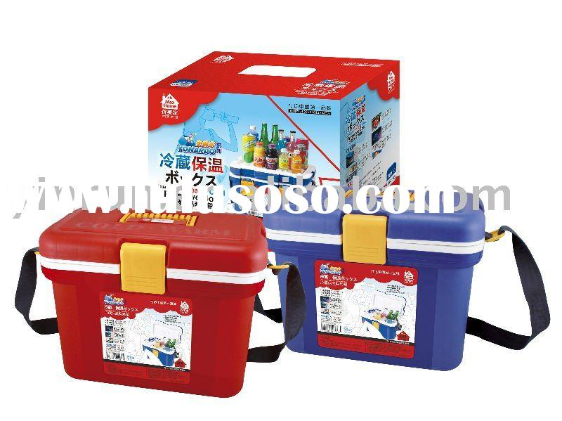 10L Plastic Ice Cooler box