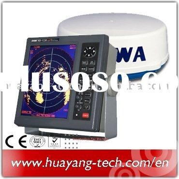 10-INCH MARINE RADAR FOR ALL KINDS OF BOATS