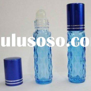 10ml color glass roll on bottle