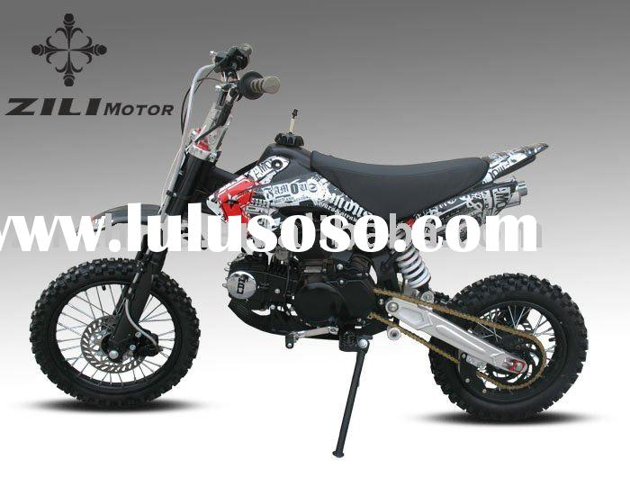125cc lifan dirt bike engine 125cc motorbike/motorcycle,kick start Manual clutch motorbike