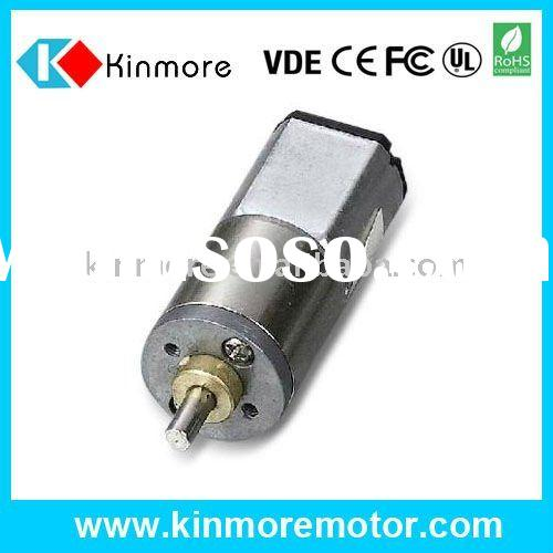 128:1 DC Metal Gear motor 7.2V,Micro DC motor with Gearbox
