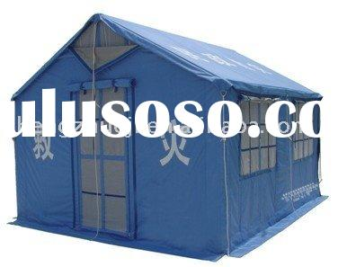 12 m2 relief tent for 6 persons