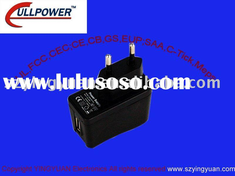 12v500ma 6w usb ac power adapter SAW-1200500