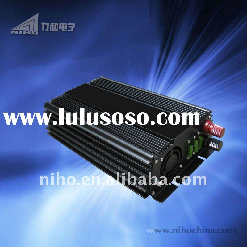 1500 Watt 24 Volt DC to 120 Volt AC Power Inverter