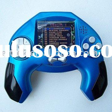 "16 bit video game with 2.5"" LCD display,include 101games"