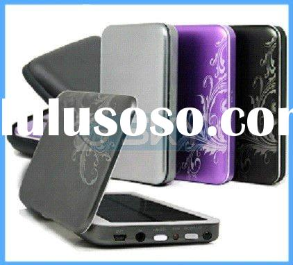 1.6 W New Solar Mobile Phone Charger with Case