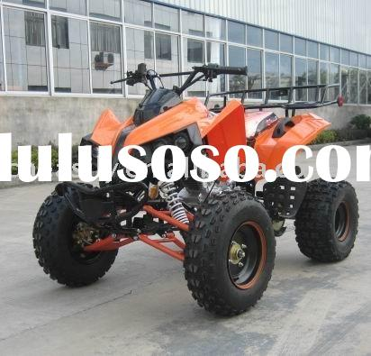 200cc Air Cooled Sport ATV with 80kph Maximum Speed, Front and Rear Disc Brake
