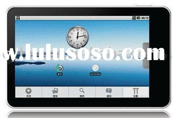 2010 NEW Touch 7inch mini netbook Tablet Laptop PC MID Google Android OS 128MB 2G Notebook