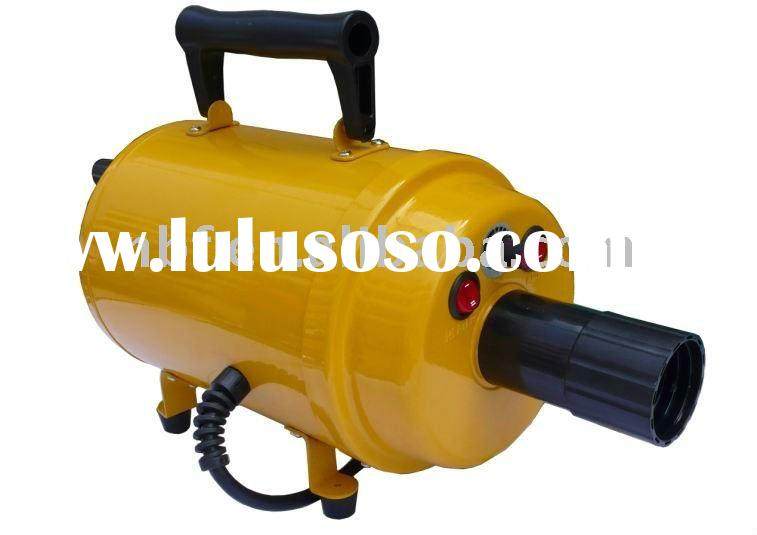 2010 Variable Wind and Temperature Control Dog Dryer