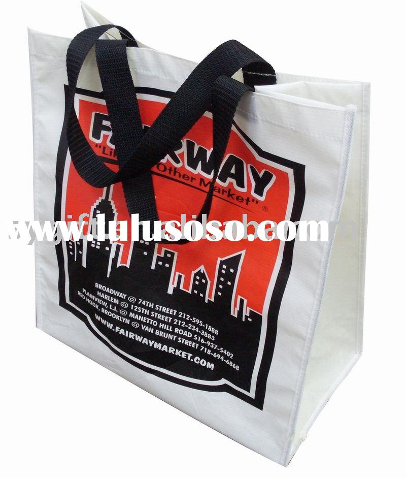 2011 New Recycled PET non-woven bag