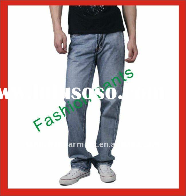2011 fashion man jean designer , brand jeans men pants with hot selling