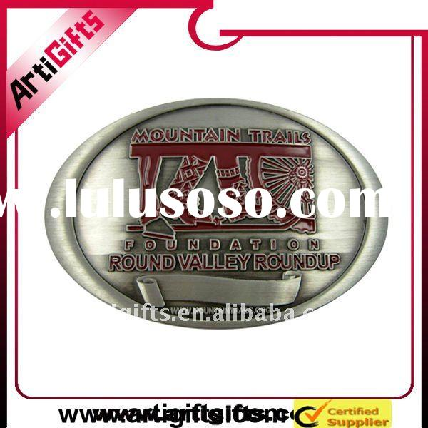 2011 fashion metal belt buckle