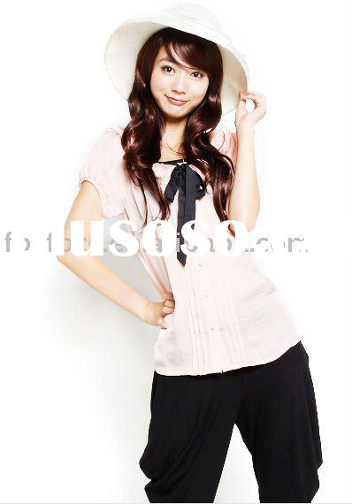 2011 fashion trends summer women clothing(T017)