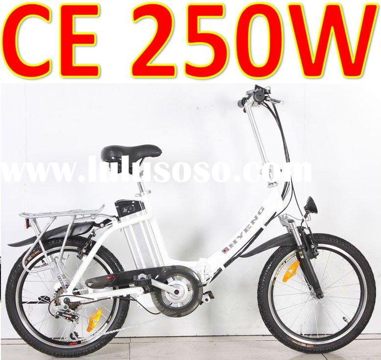 2011 folding electric bicycle folding electric bike-SMART 01(AEF-N01)