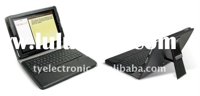 2011 hot-selling bluetooth keyboard for ipad 2 case