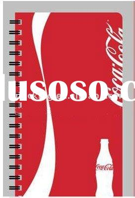 2011 new design hard cover Notebook