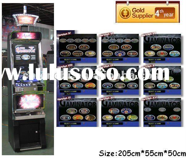 2012Gaminator slots machines