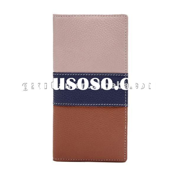 2012 Fashion real leather wallet XT-122417