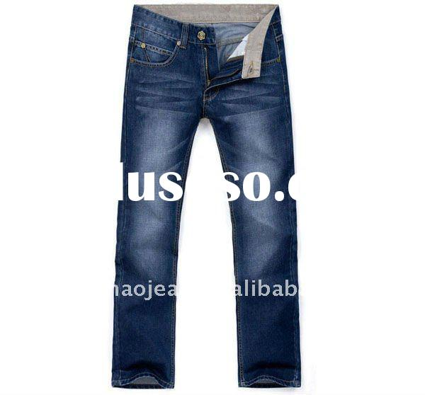2012 The Latest Design 100 Cotton Y Models Jeans Pant GZ340011